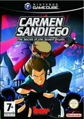 Carmen Sandiego The Secret of the Stolen Drums PAL Gamecube Prices