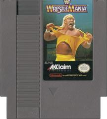 Cartridge | WWF Wrestlemania NES