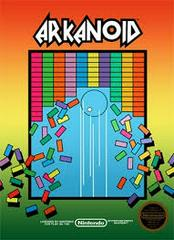 Arkanoid - Front | Arkanoid [5 Screw] NES