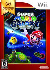 Super Mario Galaxy: Nintendo Selects Wii Prices