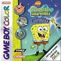 SpongeBob SquarePants Legend of the Lost Spatula | PAL GameBoy Color