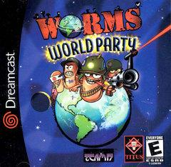 Worms World Party Sega Dreamcast Prices