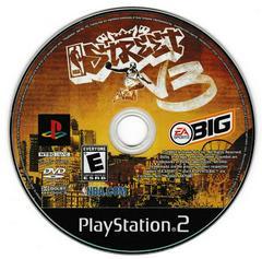Game Disc   NBA Street Vol 3 Playstation 2