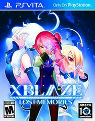 XBlaze Lost: Memories Playstation Vita Prices