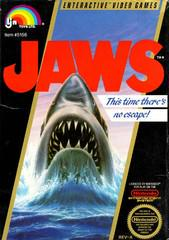 Jaws [5 Screw] NES Prices