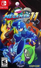 Mega Man 11 Nintendo Switch Prices