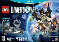 LEGO Dimensions Starter Pack Wii U Prices