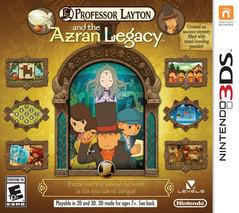 Professor Layton and the Azran Legacy Nintendo 3DS Prices