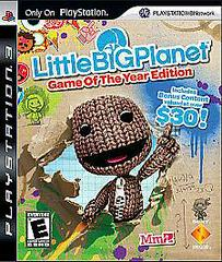 LittleBigPlanet [Game of the Year] Playstation 3 Prices