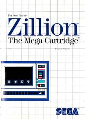 Zillion Sega Master System Prices