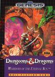 Dungeons & Dragons Warriors of the Eternal Sun Sega Genesis Prices