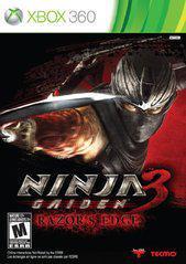 Ninja Gaiden 3: Razor's Edge Cover Art