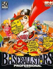 Baseball Stars Professional Neo Geo Prices