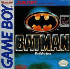 Batman the Video Game GameBoy Prices