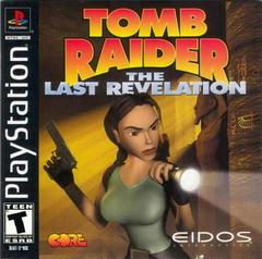 Tomb Raider Last Revelation Playstation Prices