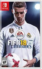FIFA 18 Nintendo Switch Prices