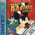 Mickey's Racing Adventure | PAL GameBoy Color