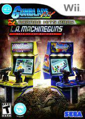 Gunblade NY & LA Machineguns Arcade Hits Pack Wii Prices