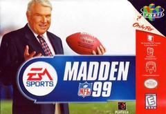 Madden 99 Nintendo 64 Prices