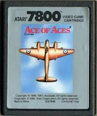 Ace Of Aces - Cartridge | Ace of Aces Atari 7800