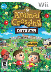 Animal Crossing City Folk Wii Prices