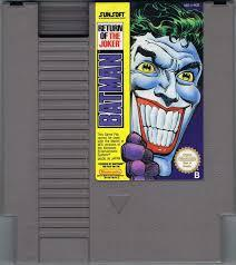 Batman Return Of The Joker - Cartridge | Batman: Return of the Joker NES
