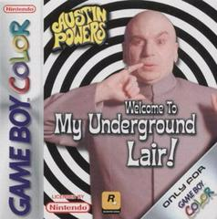Austin Powers Welcome to My Underground Lair PAL GameBoy Color Prices