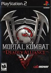 Mortal Kombat Deadly Alliance Playstation 2 Prices
