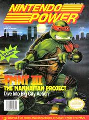 [Volume 33] TMNT III: The Manhattan Project Nintendo Power Prices