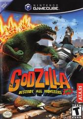 Godzilla Destroy All Monsters Melee Gamecube Prices