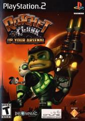 Ratchet and Clank Up Your Arsenal Playstation 2 Prices