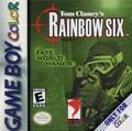 Rainbow Six | PAL GameBoy Color