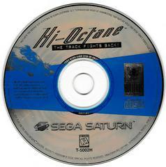 Game Disc | Hi Octane Sega Saturn