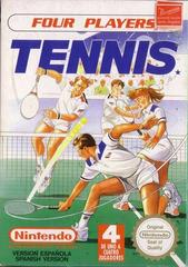 Four Players Tennis PAL NES Prices