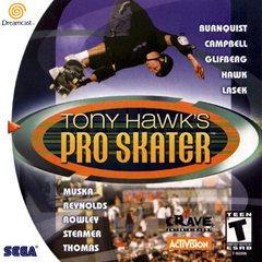 Tony Hawk Sega Dreamcast Prices