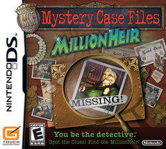 Mystery Case Files MillionHeir Nintendo DS Prices
