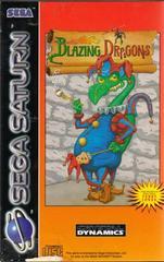 Blazing Dragons PAL Sega Saturn Prices