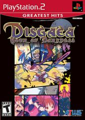 Disgaea Hour of Darkness [Greatest Hits] Playstation 2 Prices