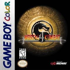 Mortal Kombat 4 GameBoy Color Prices