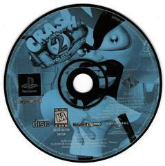 Game Disc | Crash Bandicoot 2 Cortex Strikes Back Playstation
