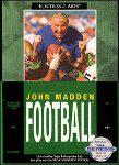 John Madden Football Sega Genesis Prices