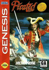 Pirates Gold Sega Genesis Prices