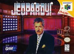 Jeopardy Nintendo 64 Prices
