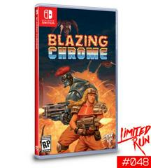 Blazing Chrome Nintendo Switch Prices