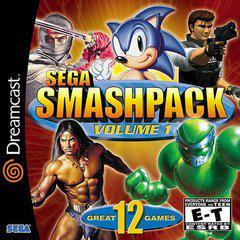 SEGA Smash Pack Volume 1 Sega Dreamcast Prices