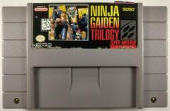 Cartridge | Ninja Gaiden Trilogy Super Nintendo