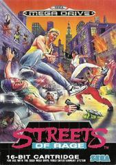 Streets of Rage PAL Sega Mega Drive Prices