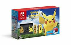 Nintendo Switch Let's Go Pikachu System Nintendo Switch Prices