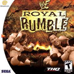 WWF Royal Rumble Sega Dreamcast Prices