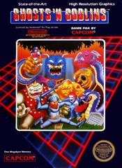 Ghosts 'n Goblins NES Prices